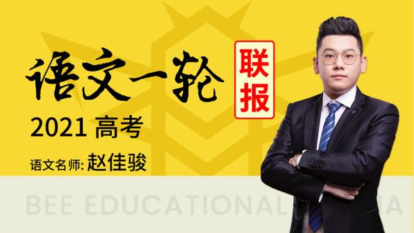 2021赵佳骏语文一轮复习课程,高考网课资源百度云