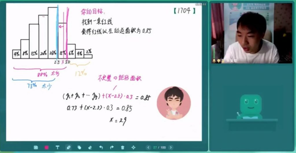 2021朱昊鲲高考数学课程 视频截图
