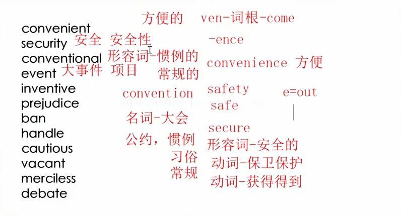 陈正康高考英语复习 视频截图
