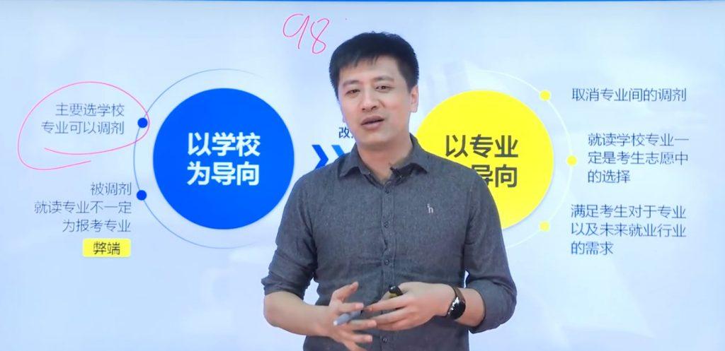 2020张雪峰高考志愿填报指南 视频截图